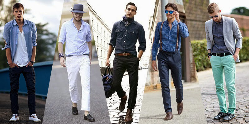 Ανδρικά ρούχα
