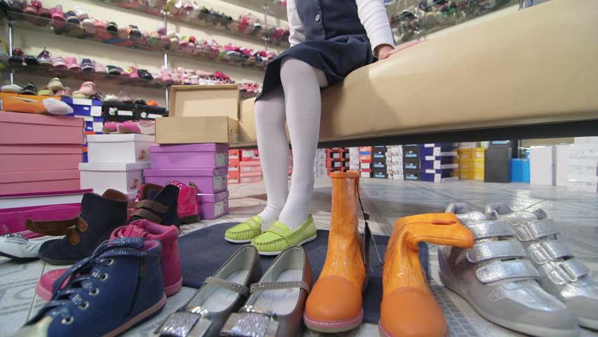Παιδικά παπούτσια - κορίτσι